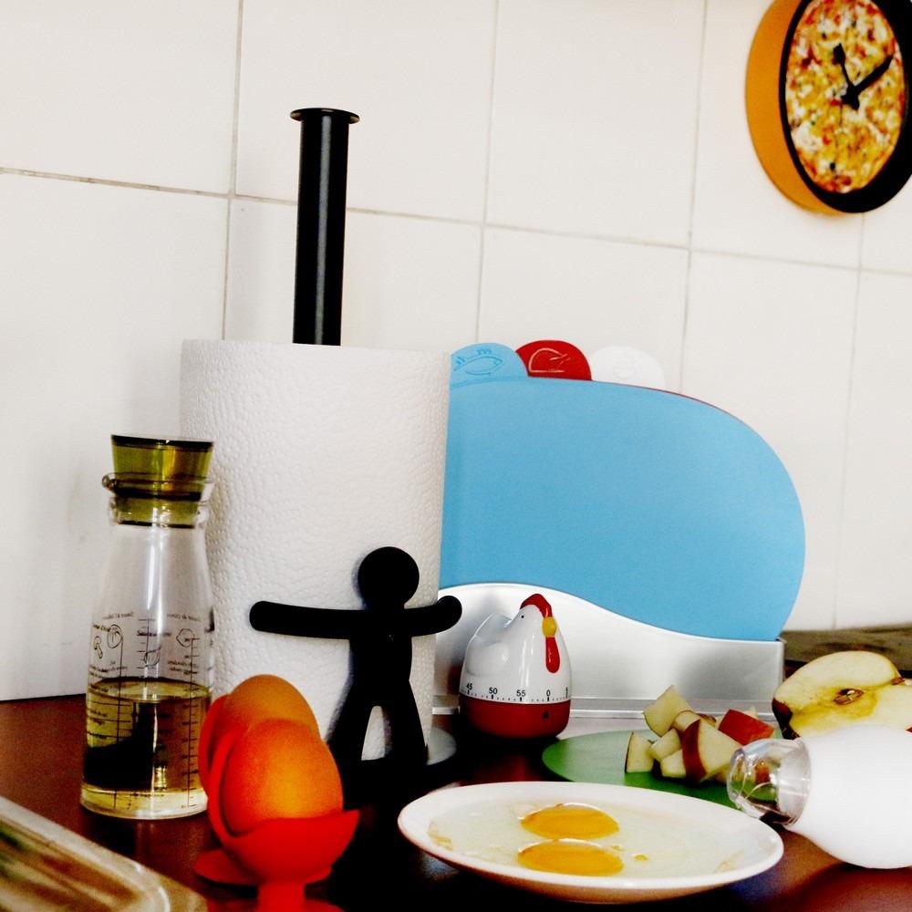 Accesorio para cocina morph portarollo buddy en for Utensilios de cocina santiago chile