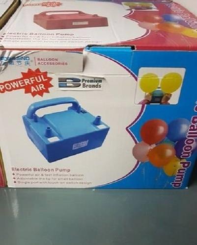 accesorio para globos. inflador globos.