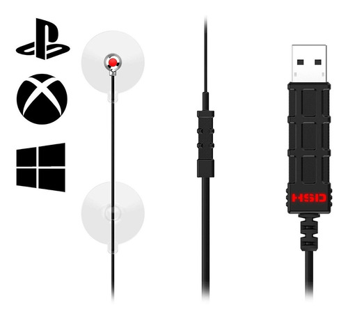 accesorio para mejorar precision de disparo en fortnite call of duty y otros compatible con ps4 pc xbox one xbox 360