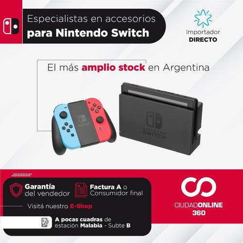 accesorio para nintendo switch