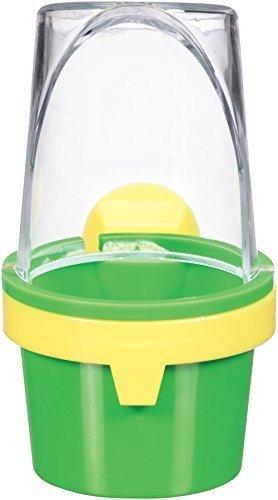accesorio para pájaro, taza para agua y comida, de jw pet