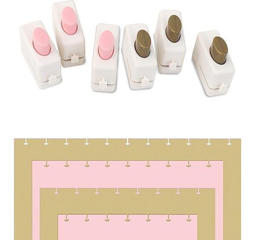 accesorio para planner punch board