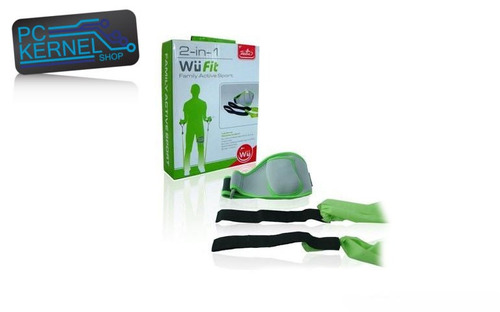 accesorio para wii fit ea sports active training