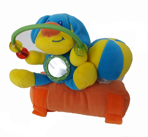 accesorio peluche cochecito bebe juguete didactico estimula