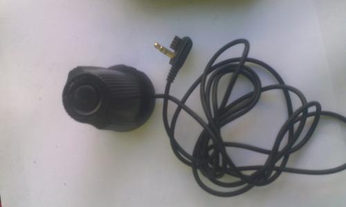 accesorio selector de pista y encendido dicma sony original