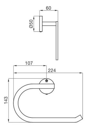 accesorio toarrelo de aro fv triades 0162/c3