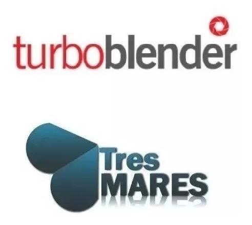 accesorio triturador tomates turboblender tb-pm1500/pm1000