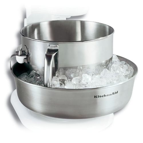accesorio water jacket - bowl para baño maría kitchenaid