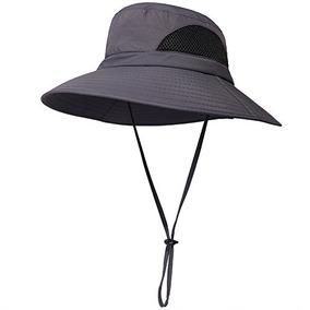 981a7cca17fb1 Sombrero De Pesca Para Hombre Gesdy De Ala Ancha