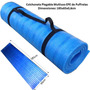 Mat Alfombra Yoga Pilates 6mm Colchoneta Camping Playa