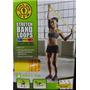 Banda Elastica 3 Niveles Cerradas P/ Yoga/pilates Golds Gym