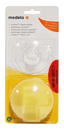 accesorios alimentación - pezonera contacto talla l e geb-jb