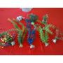 Algas Decorativas Artificiales Para Acuario Y Pecera