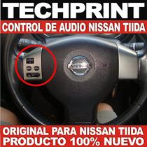 Control Remoto De Audio Y Bluetooth Para Timon Nissan Tiida