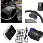 Transmisor Fm Bluetooth Sd Mp3 Control Volante Manos Libres