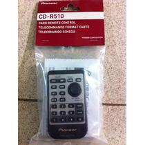 Control Remoto Pioneer Cd-r510