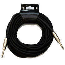 Cable Blindado De 10 Metros Pro Musico Iwc-261 Guitarra Bajo
