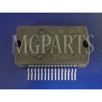 Stk433-070 Gn Ic Amplificador De Audio Original On - Sanyo