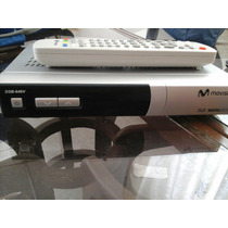 Decodificador Movistar Tv + Control Remoto