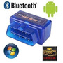 Scanner Automotriz Elm 327 Obd2 Bluetooth Escaner Obdll