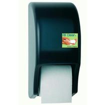 Dispensador Porta Rollo Doble Papel Higienico. Muy Practico