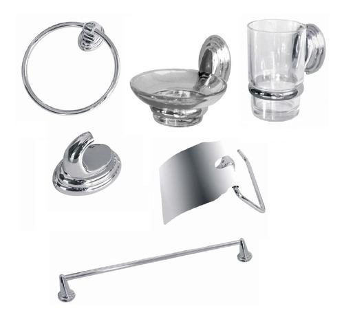 accesorios baño set 6 pieza diseño excelente diseño oferta