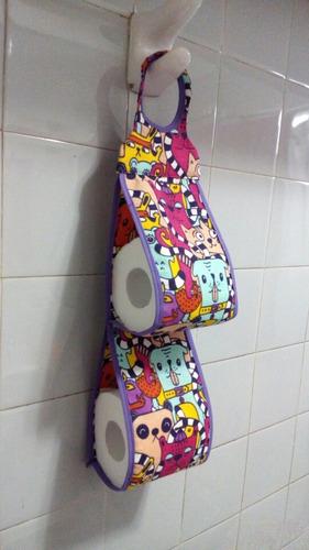 accesorios baño,cubre bide,inodoro,algodonera,porta rollo