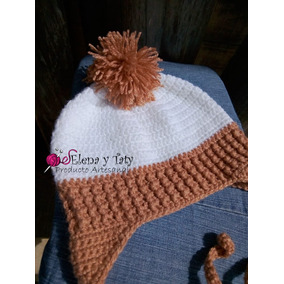 9946c9183a7f8 Gorros Tejidos A Crochet Para Hombre - Ropa y Accesorios en Mercado ...