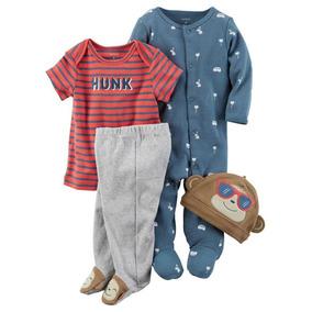 4de8bdf25b6f4 Set 21 Piezas Ropa Bebe Recién Nacido Bodys Pijamas Gorros - Ropa ...