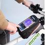 Bolso Porta Celular Bicicleta Roswhell, Impermeable Y Táctil