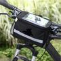 Bolso Impermeable Para Manubrio De Bicicleta