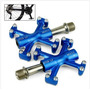 Pedales Para Bicicletas M055 (azul)
