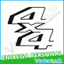 Calcomania 4x4 Super Duty F150 250 350 450 Entrega Personal