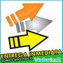 Calcomania Flecha Reflectiva Marca 3m Garantizada!!