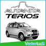 Calcomania Terios Autanita Toyota Daihatsu Alta Calidad 100%