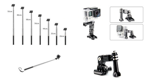 accesorios cámara kit