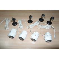 Sistema De Circuito Cerrado Sylvania 4 Camaras Con Monitor
