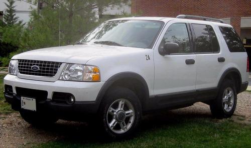 accesorios camioneta centros llantas ford explorer scape usa