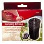 Kit Bag - 10l Splash Proof Acampar Negro 10 Litre Cosas