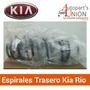 Espirales Traseros De Kia Rio