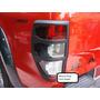 Marcos Stop En Abs Para All New Ford Ranger-color Negro