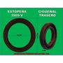 Estopera Cigueñal Trasera Ford 302 Motr 6.8/5.0/4.6 Explorer