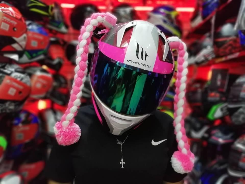 6a70870aea49 accesorios cascos de moto de mujer y de hombre. Cargando zoom.