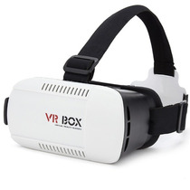 Lentes Realidad Virtual 3d Vr Box Iphone Samsung Celular