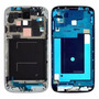 Bisel Silver Marco Medio Para Samsung Galaxy S4 I337 M919