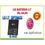 Bateria Lg L7 Optimus Original Somos Tienda Fisica
