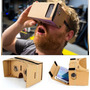 Gafas Realidad Virtual 3d Google Cardboard Android/ios