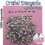 Cristal Diamante Aplique Mercería