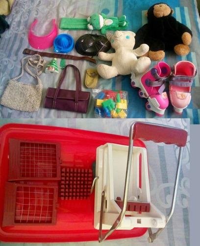 accesorios cocina licuadora y juguetes usados tianguis bazar
