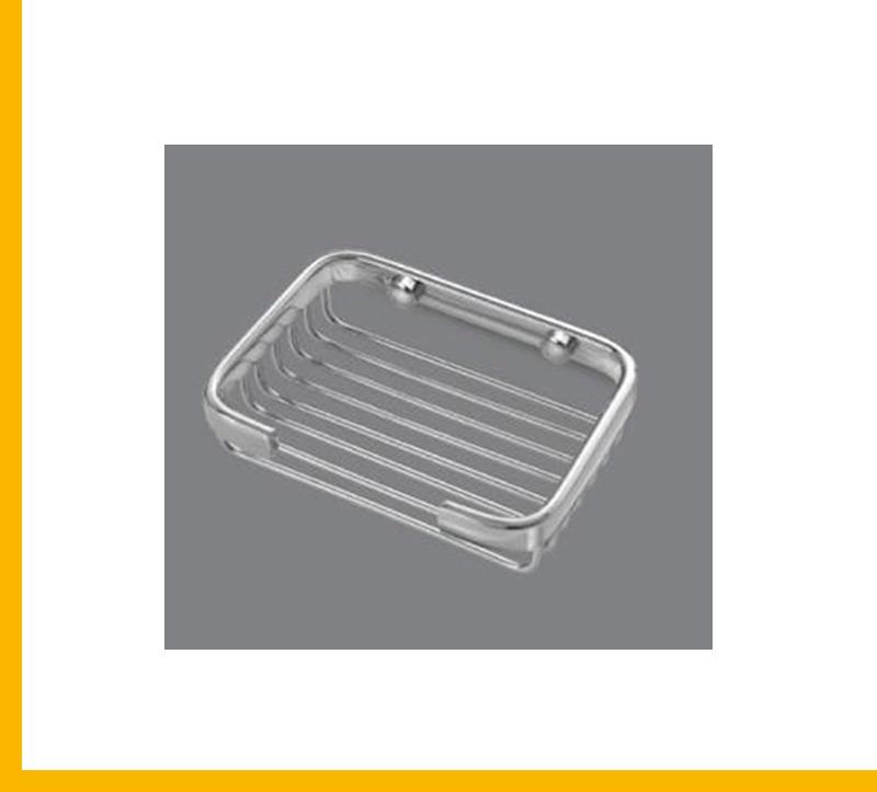 Rejilla Baño | Accesorios De Bano Jabonera Rejilla Cromada Pringles 229 99 En